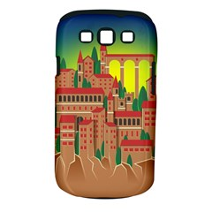 Mountain Village Mountain Village Samsung Galaxy S Iii Classic Hardshell Case (pc+silicone)