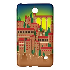 Mountain Village Mountain Village Samsung Galaxy Tab 4 (7 ) Hardshell Case