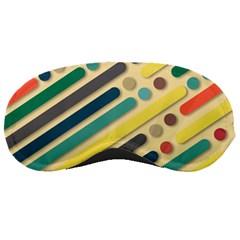 Background Vintage Desktop Color Sleeping Masks