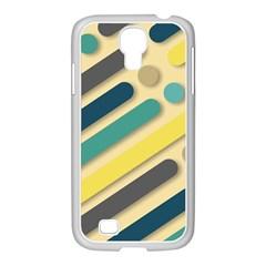 Background Vintage Desktop Color Samsung Galaxy S4 I9500/ I9505 Case (white)