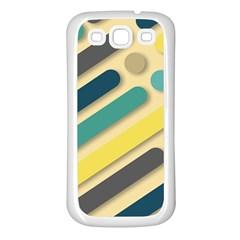 Background Vintage Desktop Color Samsung Galaxy S3 Back Case (white)