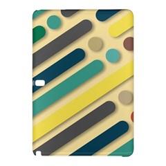Background Vintage Desktop Color Samsung Galaxy Tab Pro 10 1 Hardshell Case