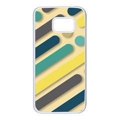 Background Vintage Desktop Color Samsung Galaxy S7 White Seamless Case