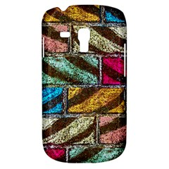 Colorful Painted Bricks Street Art Kits Art Galaxy S3 Mini