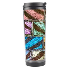 Colorful Painted Bricks Street Art Kits Art Travel Tumbler