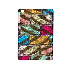 Colorful Painted Bricks Street Art Kits Art Ipad Mini 2 Hardshell Cases