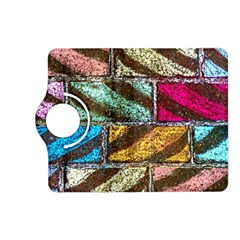 Colorful Painted Bricks Street Art Kits Art Kindle Fire Hd (2013) Flip 360 Case
