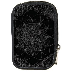 Sacred Geometry Music 144links Compact Camera Cases