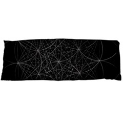 Sacred Geometry Music 144links Body Pillow Case Dakimakura (two Sides)