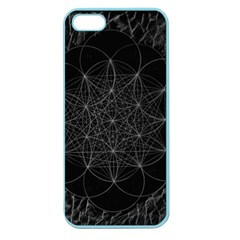 Sacred Geometry Music 144links Apple Seamless Iphone 5 Case (color)