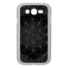 Sacred Geometry Music 144links Samsung Galaxy Grand Duos I9082 Case (white)