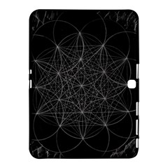 Sacred Geometry Music 144links Samsung Galaxy Tab 4 (10 1 ) Hardshell Case
