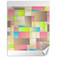 Background Abstract Grid Canvas 18  X 24