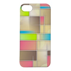 Background Abstract Grid Apple Iphone 5s/ Se Hardshell Case