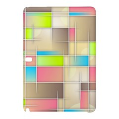 Background Abstract Grid Samsung Galaxy Tab Pro 10 1 Hardshell Case