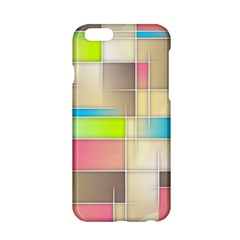 Background Abstract Grid Apple Iphone 6/6s Hardshell Case