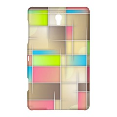 Background Abstract Grid Samsung Galaxy Tab S (8 4 ) Hardshell Case