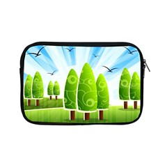 Landscape Nature Background Apple Ipad Mini Zipper Cases