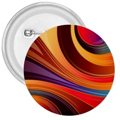 Abstract Colorful Background Wavy 3  Buttons