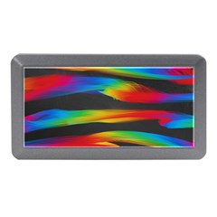 Colorful Background Memory Card Reader (mini)