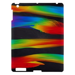 Colorful Background Apple Ipad 3/4 Hardshell Case