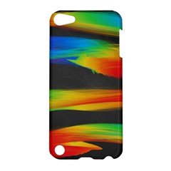 Colorful Background Apple Ipod Touch 5 Hardshell Case