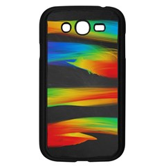 Colorful Background Samsung Galaxy Grand Duos I9082 Case (black)