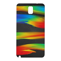 Colorful Background Samsung Galaxy Note 3 N9005 Hardshell Back Case