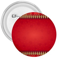 Background Red Abstract 3  Buttons