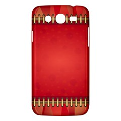 Background Red Abstract Samsung Galaxy Mega 5 8 I9152 Hardshell Case