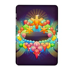 Badge Abstract Abstract Design Samsung Galaxy Tab 2 (10 1 ) P5100 Hardshell Case