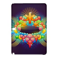 Badge Abstract Abstract Design Samsung Galaxy Tab Pro 12 2 Hardshell Case