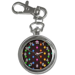 Lanterns Background Lamps Light Key Chain Watches