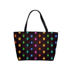 Lanterns Background Lamps Light Shoulder Handbags