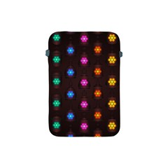 Lanterns Background Lamps Light Apple Ipad Mini Protective Soft Cases