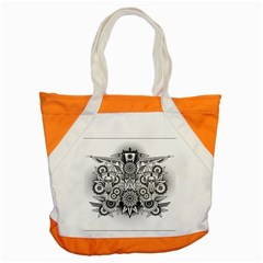 Forest Patrol Tribal Abstract Accent Tote Bag