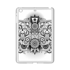 Forest Patrol Tribal Abstract Ipad Mini 2 Enamel Coated Cases