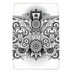 Forest Patrol Tribal Abstract Flap Covers (l)