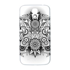 Forest Patrol Tribal Abstract Samsung Galaxy S4 I9500/i9505  Hardshell Back Case