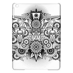 Forest Patrol Tribal Abstract Ipad Air Hardshell Cases