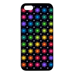 Background Colorful Geometric Iphone 5s/ Se Premium Hardshell Case