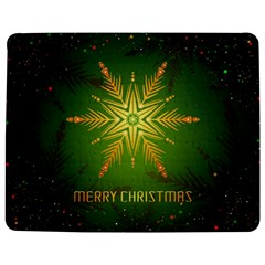 Christmas Snowflake Card E Card Jigsaw Puzzle Photo Stand (rectangular)