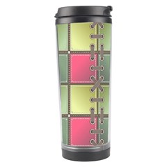 Seamless Pattern Seamless Design Travel Tumbler