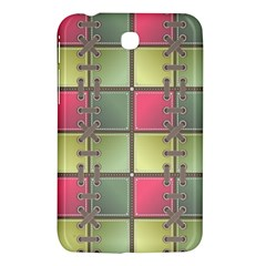 Seamless Pattern Seamless Design Samsung Galaxy Tab 3 (7 ) P3200 Hardshell Case