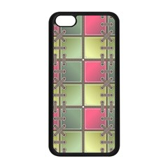 Seamless Pattern Seamless Design Apple Iphone 5c Seamless Case (black)