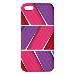 Abstract Background Colorful Iphone 5s/ Se Premium Hardshell Case