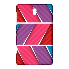 Abstract Background Colorful Samsung Galaxy Tab S (8 4 ) Hardshell Case