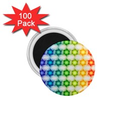 Background Colorful Geometric 1 75  Magnets (100 Pack)