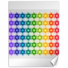 Background Colorful Geometric Canvas 18  X 24