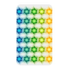 Background Colorful Geometric Memory Card Reader